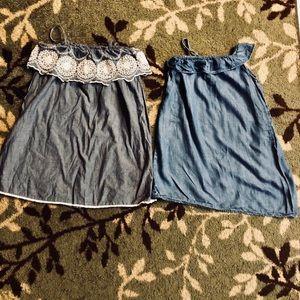 Baby gap girls dresses size 5 Toddler
